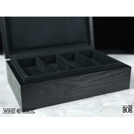 8 Watch Collector Box