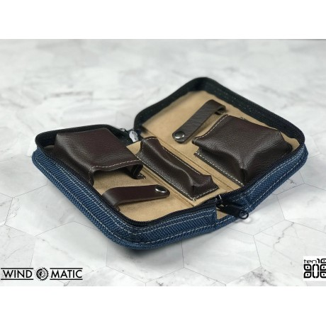 2 Watch Pouch (Pleather)